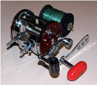 Parts Of A Baitcasting Reel - Spool Size