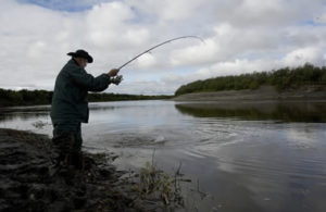 Fishing Tip - Start Getting Used to the Feel of a Fish