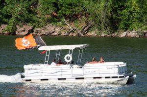 Pontoon Boat Speed