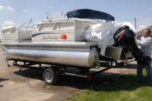 Pontoon Boat Weights