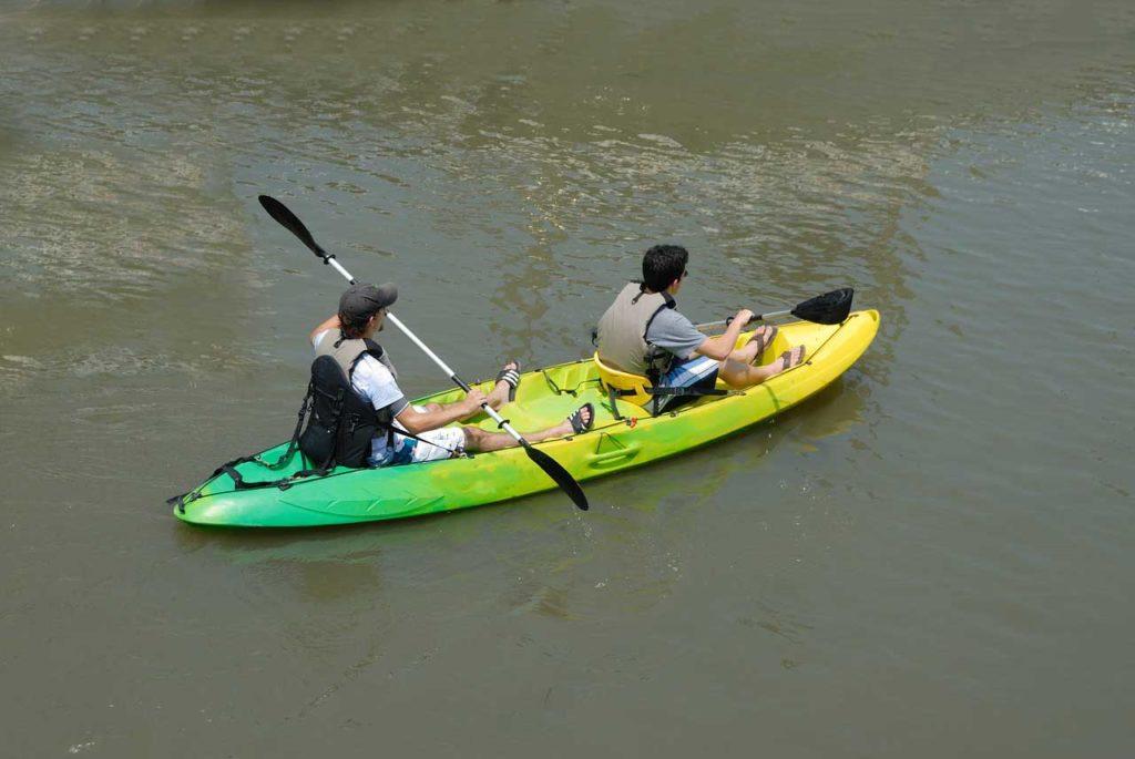 SOT Kayak